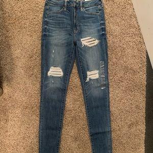 American Eagle Skinny Jeans. NWT